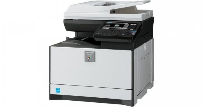 Sharp MX-C301W 1