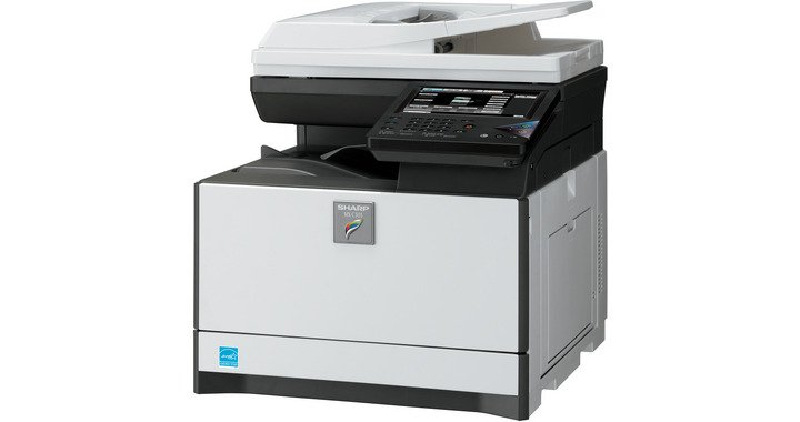 Sharp MX-C301W 4