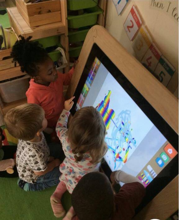 Sharp BIG PAD Interactive Table: Early Years Edition 7