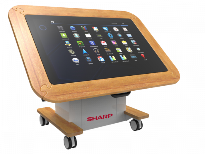 Sharp BIG PAD Interactive Table: Early Years Edition 1