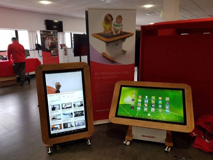 Interactive Touch Table Early Years Edition 1