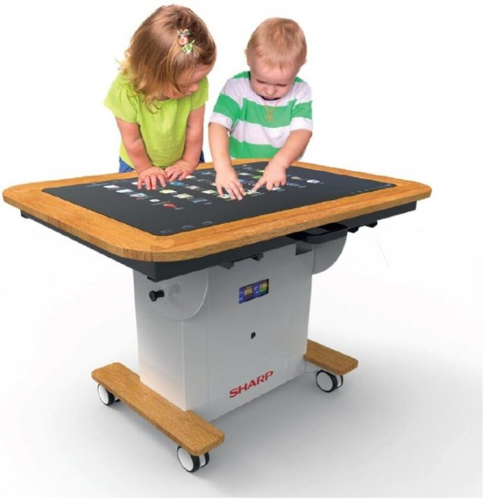 Sharp BIG PAD Interactive Table: Early Years Edition 6