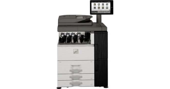 Sharp MX-8090N 9