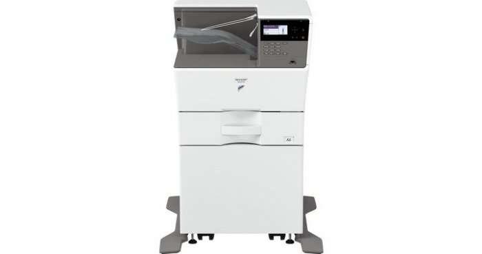 Sharp MX-B450P 4