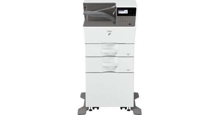 Sharp MX-B450P 5