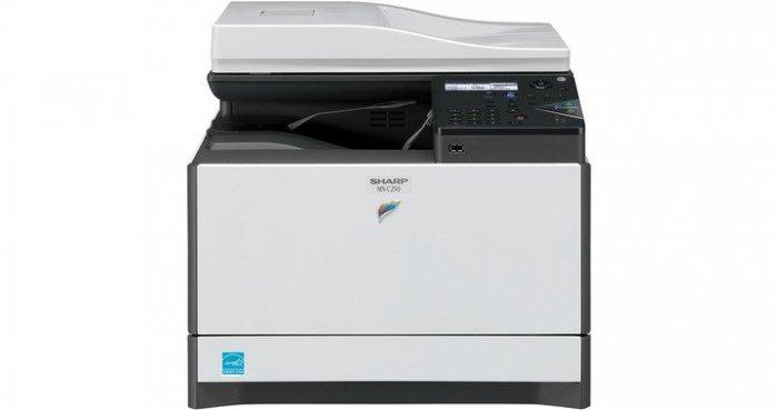 Sharp MX-C250F 3
