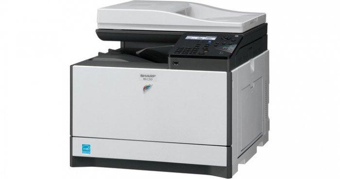 Sharp MX-C250F 1