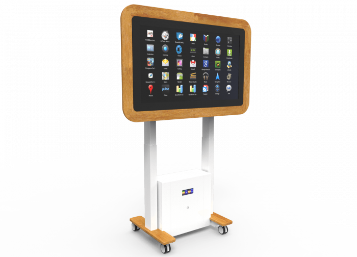 Sharp Interactive Touchscreen Table: Meet UP - Care Home Edition 1