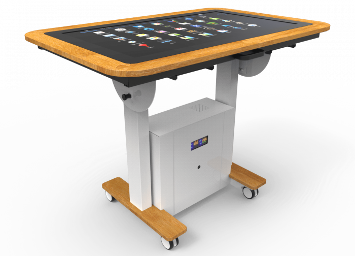 Sharp Interactive Touchscreen Table: Meet UP - Care Home Edition 5