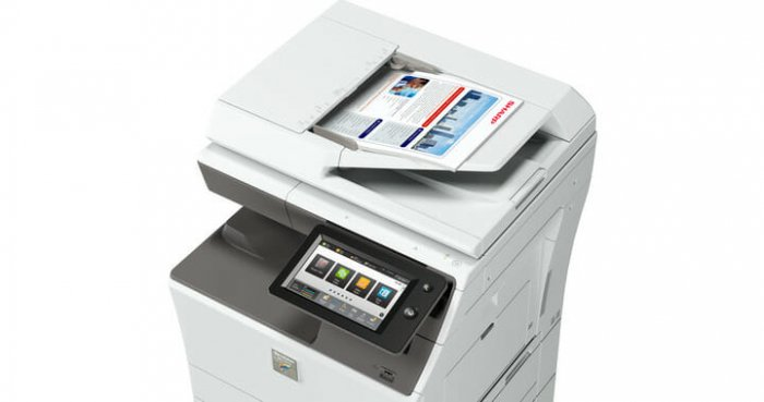 sharp mx-c303w-scanning