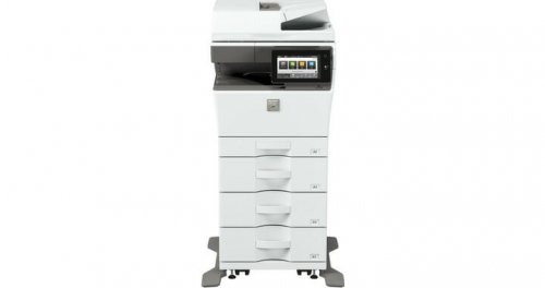 Sharp MX-C304W 6
