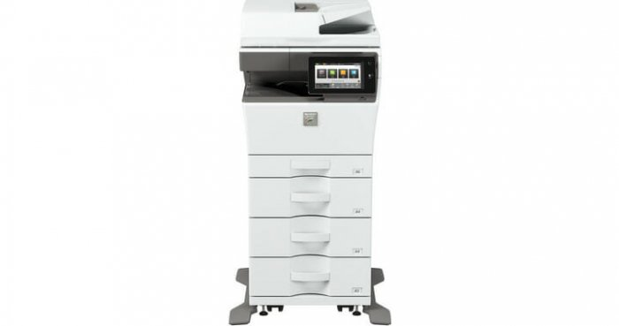 Sharp MX-C304W 1