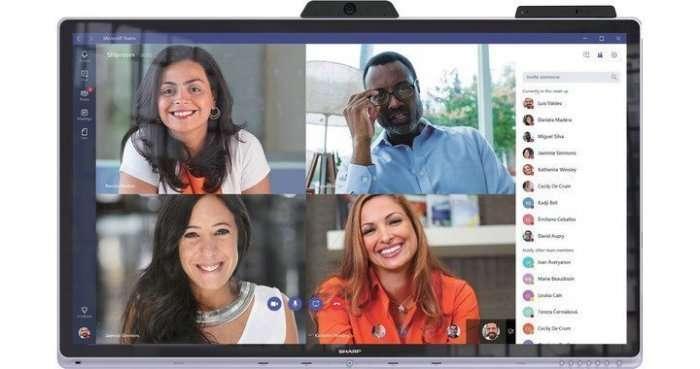 Windows collaboration display 6