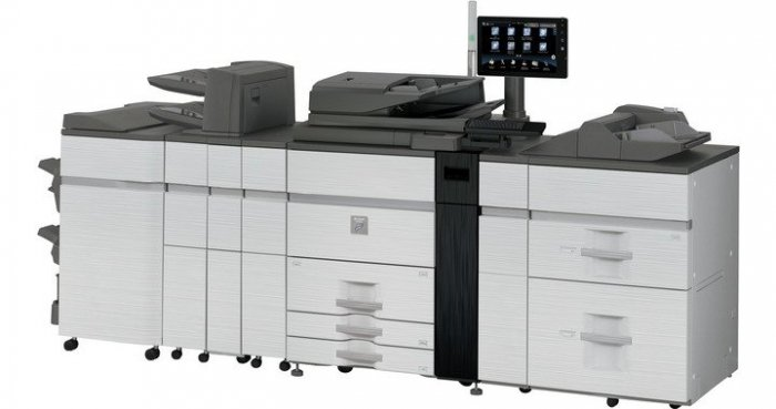 Sharp MX-M1055 1